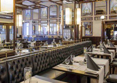 Mercure Hotel Dortmund Centrum Restaurant Brasserie Seitlich