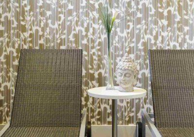 Mercure Hotel Dortmund Centrum Ruheraum Sauna