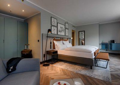 Mercure Hotel Dortmund Centrum Privilege Zimmer